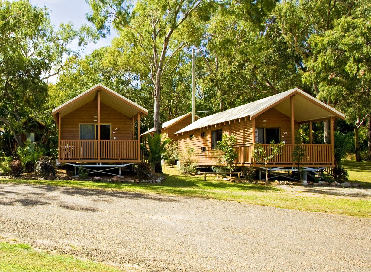 Captain Cook Holiday Village 1770 - Foster Accommodation